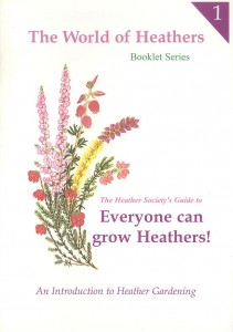 The Heather Society's guide to Everyone can grow heathers!