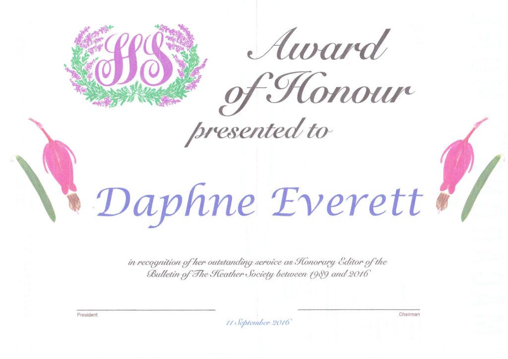 daphne-award